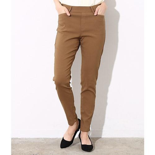 細身パンツ×ヒール靴の美脚コンビは、腰高バランスで秋バランスに_4