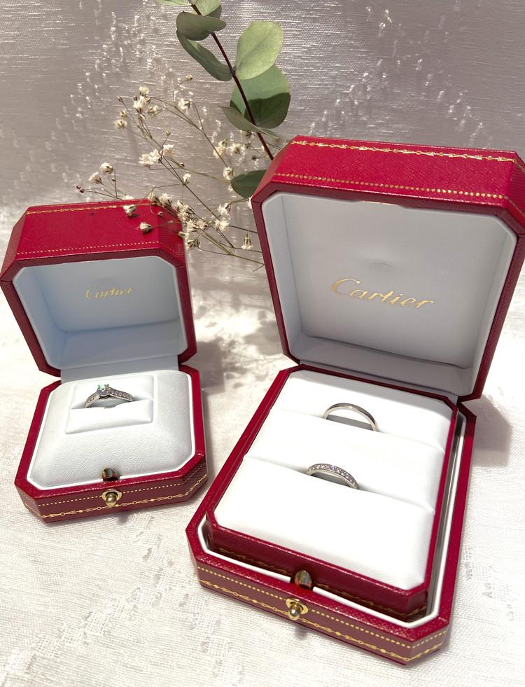 【Wedding】婚約&結婚指輪どうえらぶ?おばあちゃんになっても使いたい一生モノ選び!_1