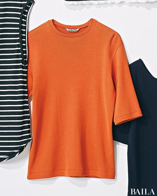 【甘め派・Tシャツ7選】フレンチシックTシャツで可愛げ+知的な印象をゲット!_6