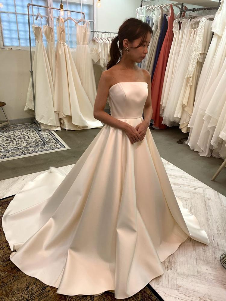 【Wedding】ドレス試着すべて見せます♡/後半①_4_2