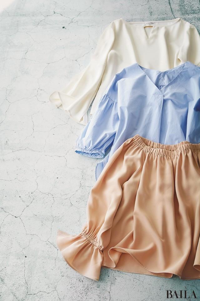 【BAILA3月号&週4ブランド】で通勤服をもっとおしゃれに♡_2_4