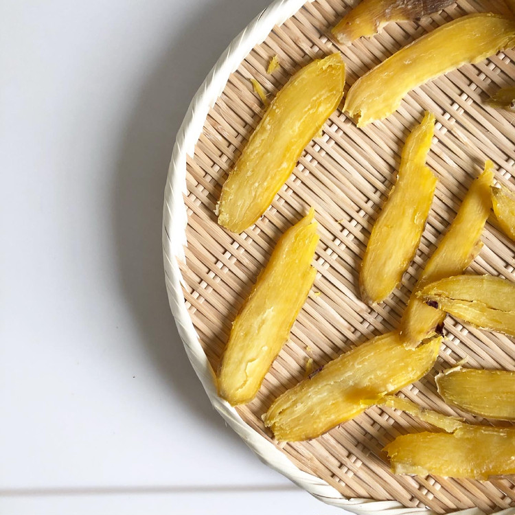 買わなくても作れる!栄養満点♡干し芋の作り方_4