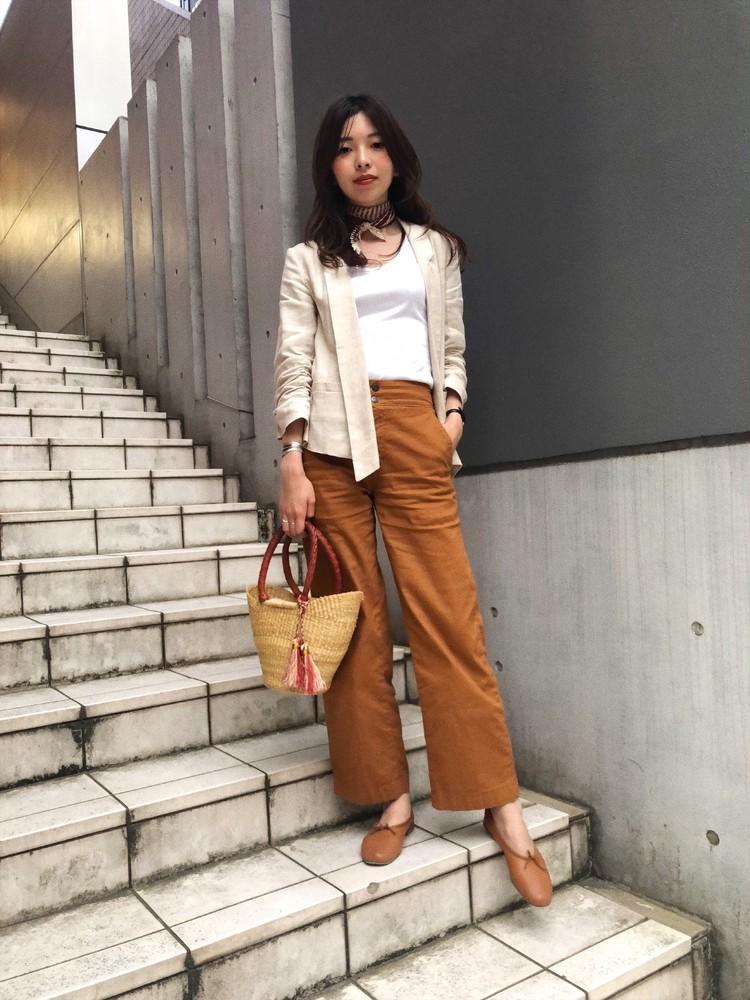 【2019年かごバッグまとめ】夏のファッションを彩る最旬マストアイテム!_25