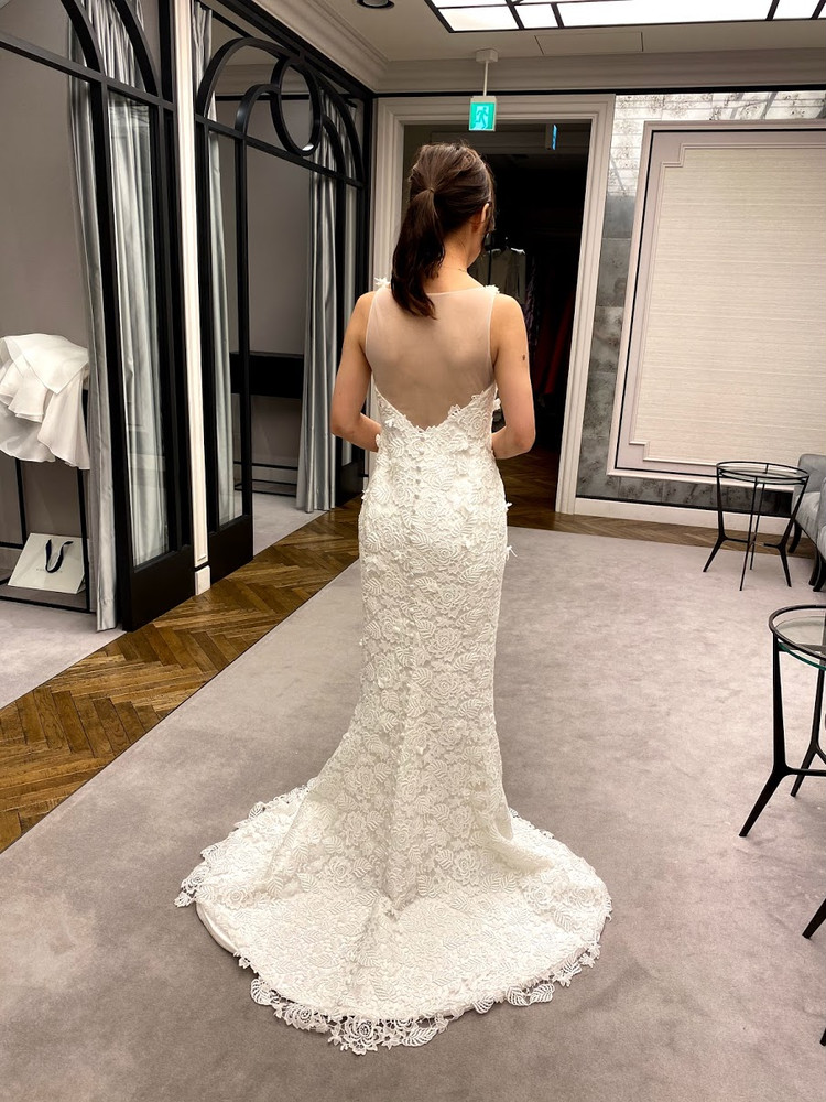 【Wedding】ドレス試着すべて見せます♡/最終編_4_3