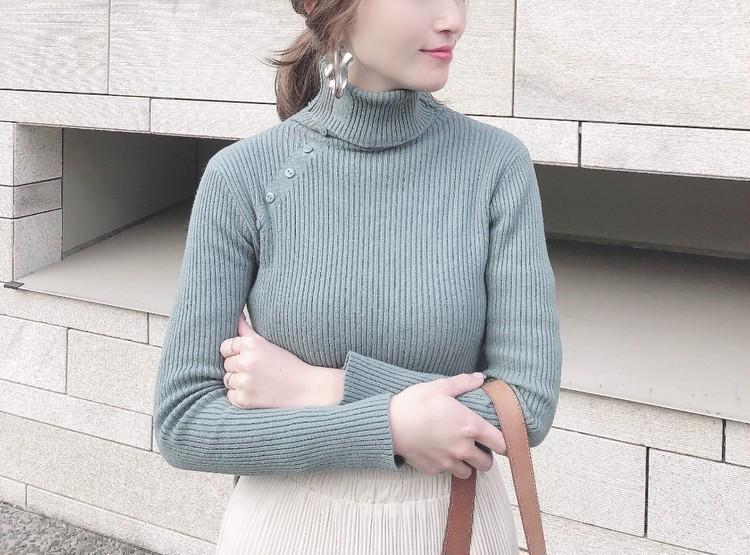 【UNIQLO新作&セール品】春服コーデ♡_4