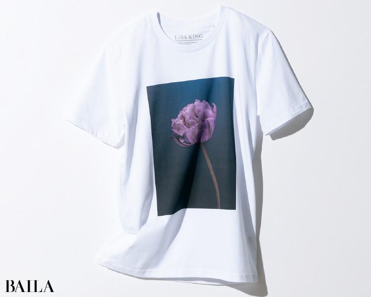 リサキングのTシャツ