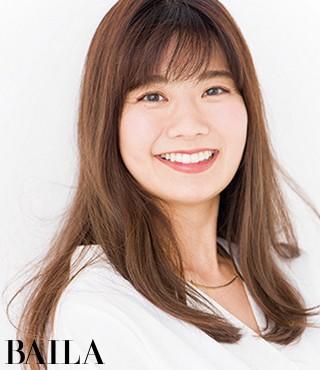 益倉綾香さん