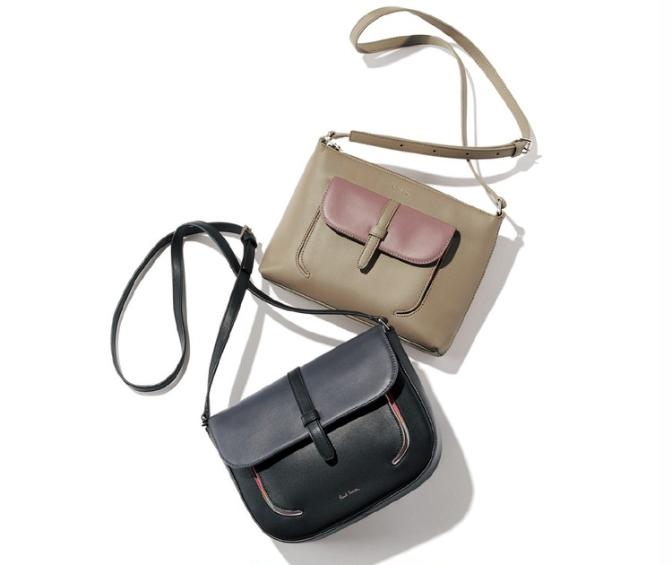 【今、小物を更新するならサイズ重視で】ポール・スミスのシャレ感「小バッグ」_2