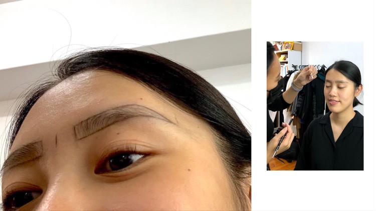 【眉毛アートメイク】を体験レポ①:詳しい流れと施術中の様子は?_2