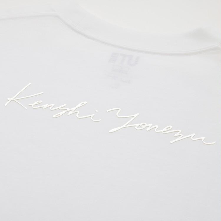 米津玄師 UT コラボグラフィックTシャツ