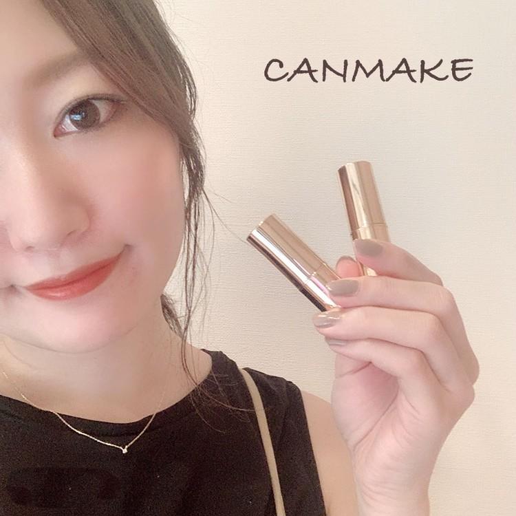 【CANMAKE】優秀で可愛い!プチプラリップ♡_6
