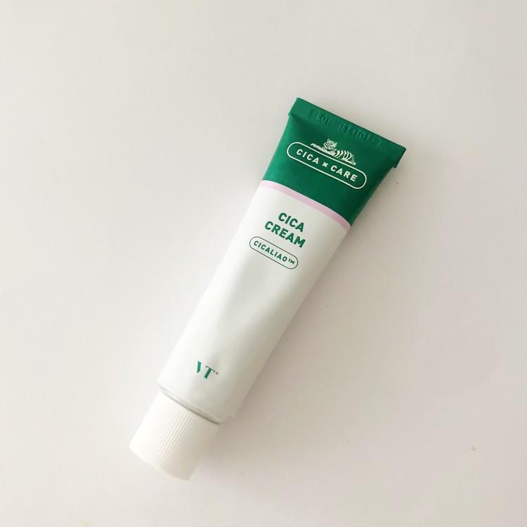 【VT cosmetics】肌荒れ対策にオススメ!韓国コスメで話題の CICAクリーム_1