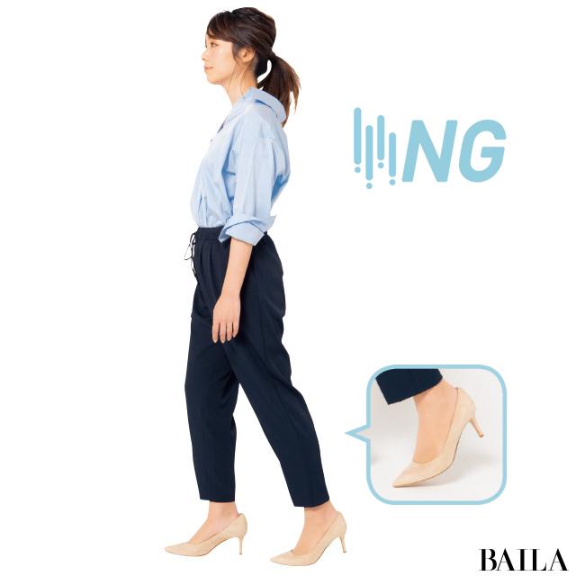 歩き方でスタイルが劇的に変化する!【姿勢で-2kgヤセ見え⑦】_1_1