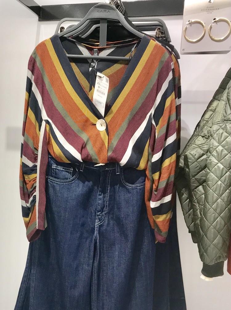 ZARAで探す秋の大人カジュアルコーデ16選【30代向けレディースファッション】_1_12