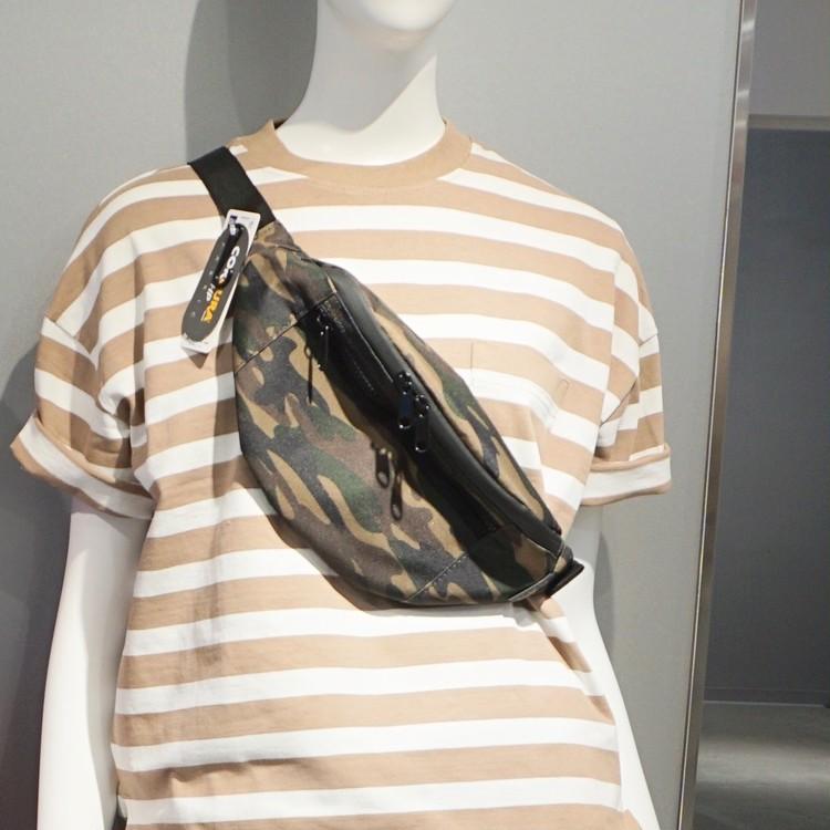 ¥1500以下【ジーユー(GU)】で買うべき新作トレンドバッグはウエストバッグ&サコッシュ!_1_2