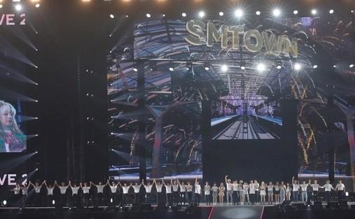 ライブレポート【SMTOWN LIVE 2019 in Tokyo】東方神起、SJ、テミン、f(x)、EXO、NCT...SMEやっぱり最強説_12