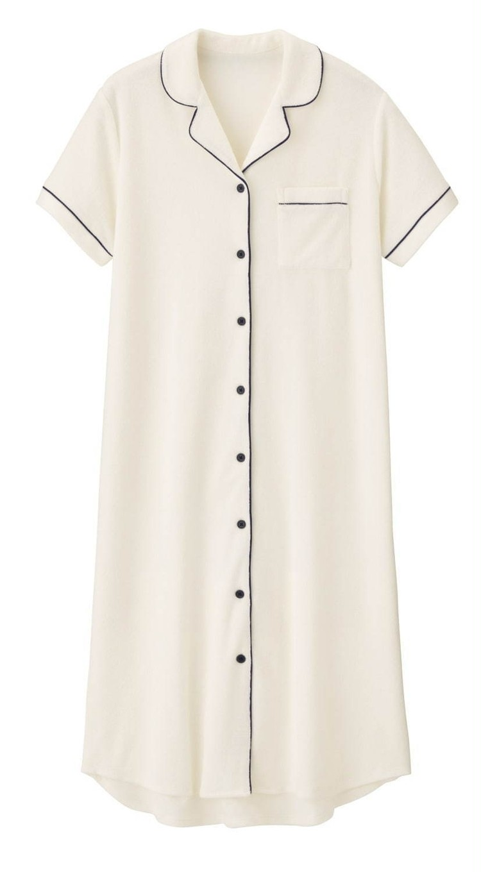 【写真】GUから冷感&保湿成分ミントパジャマ発売_7
