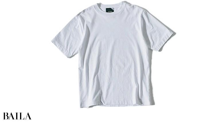 白Tシャツ¥12000/エイトン青山(エイトン)
