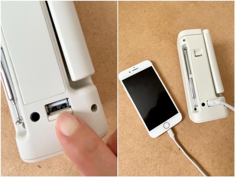 【無印良品】で買えるおすすめ防災グッズ5選 | 東日本大震災から10年 手回し充電ラジオ スマートフォン スマホ充電 使い方