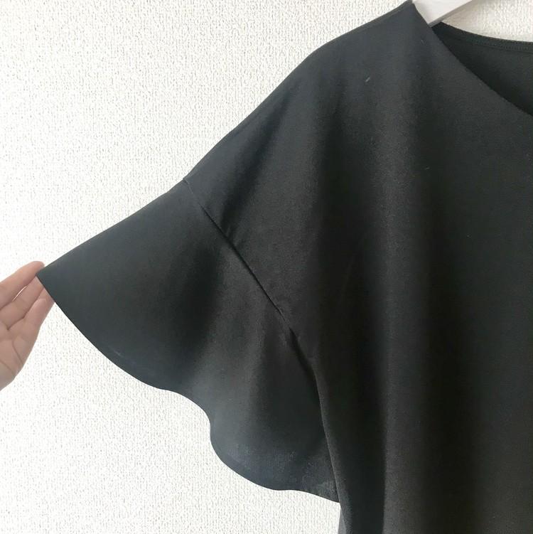 ¥990で大人女子も高見えきれい!【ジーユー(GU)】超高コスパTシャツ&トップス人気4選_5_1