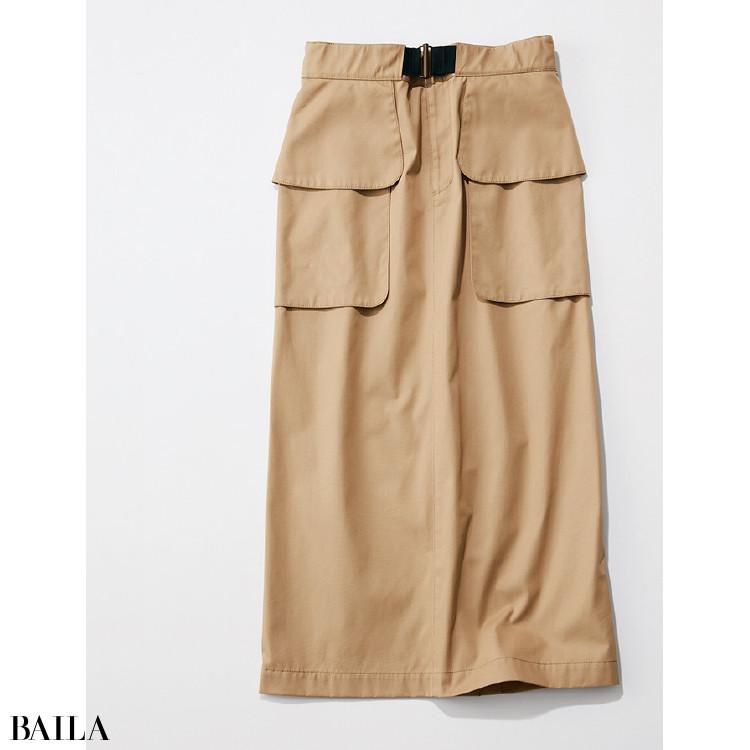 ジードットのスカート