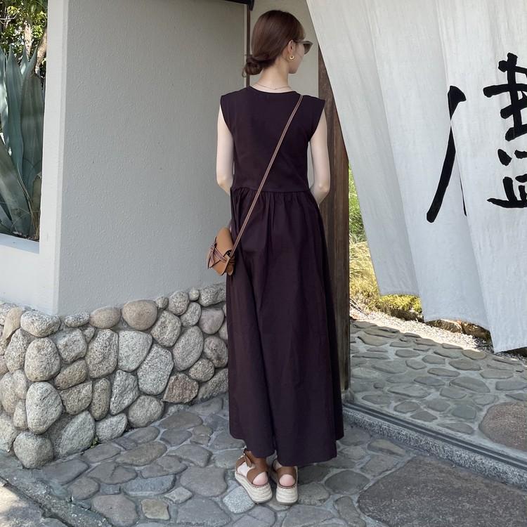 【GU新作】コーデに迷ったらこれ!マスト買いな夏ワンピース♡_2
