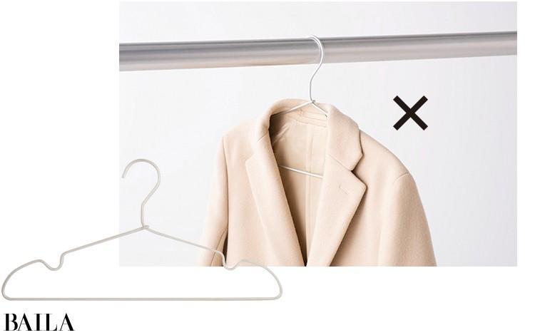 【コートのお手入れ】ヘアケアのごとくコートは毎日お手入れすべし!_5