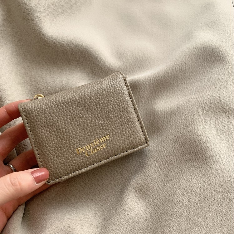 【BAILA4月号】付録のミニ財布がかわいい_1