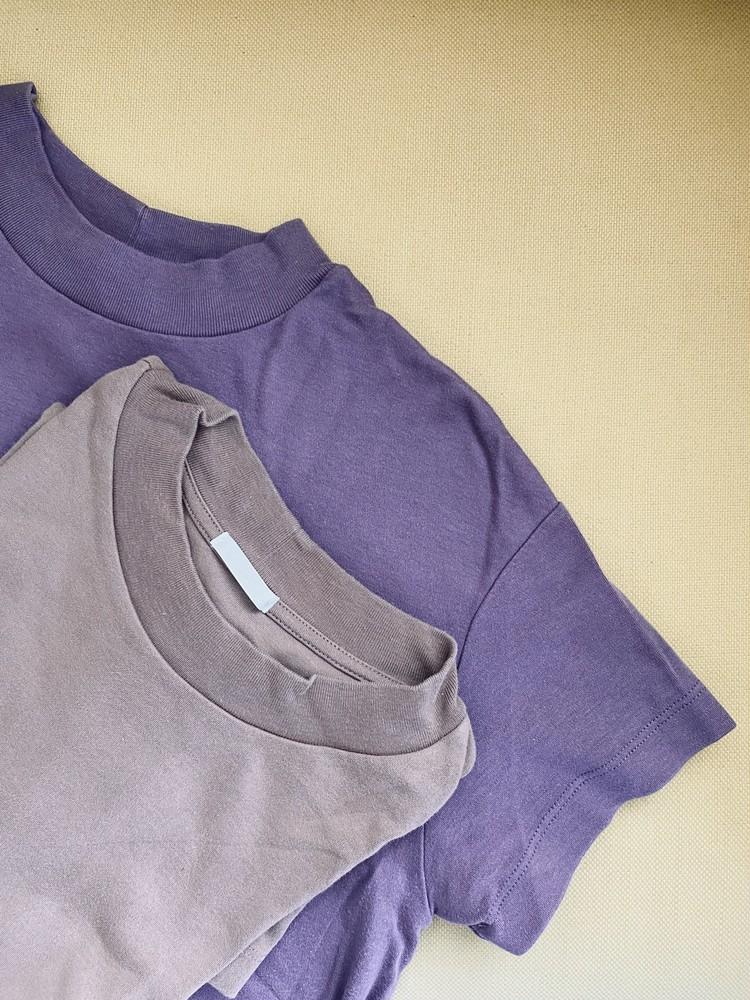 【GU】カジュアルからきれいめまで。最強高見えTシャツ_6