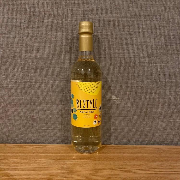 【ファミリーマートで買えるおすすめワイン】1.リスタルホワイト
