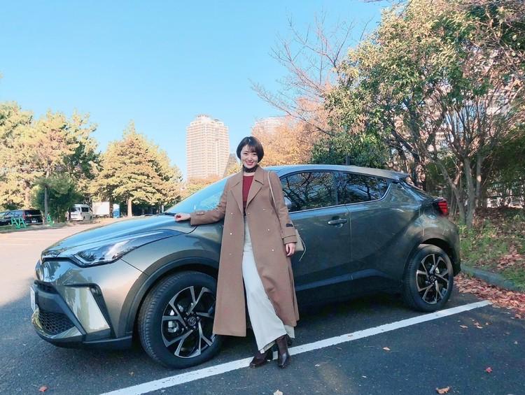 【動画】トヨタ C-HRで海沿いドライブ_1