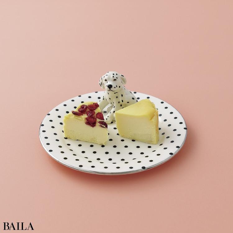 グルテンフリーで口どけのよさにも心酔【カオリーヌ菓子店のカマンベールのチーズケーキとクランベリーアーモンドチーズケーキ】