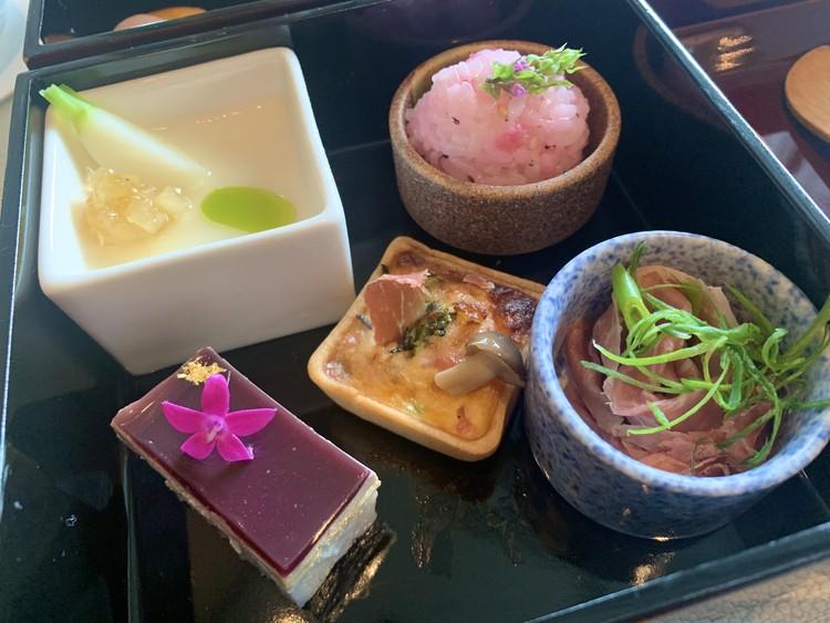 【気分は京都】パレスホテルの和のアフタヌーンティーが美味_3_1