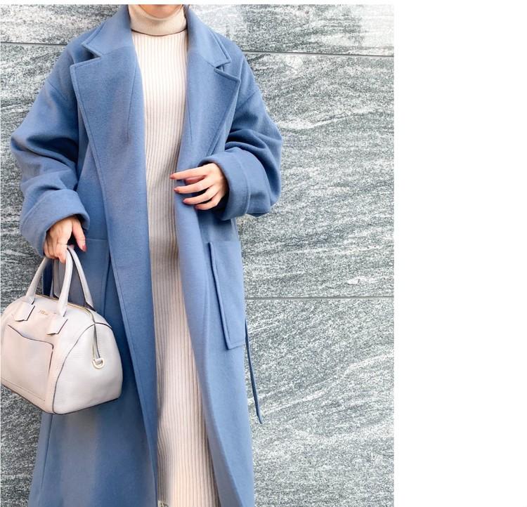 LADY MADEのきれい色コート
