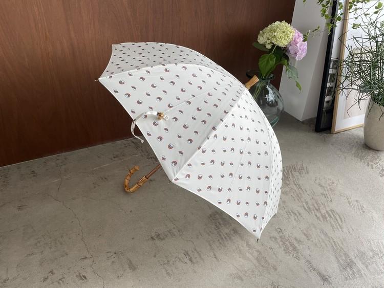 梅雨空に虹を架けるボンボンストアの傘【30代に幸せをくれるものvol.62】_1