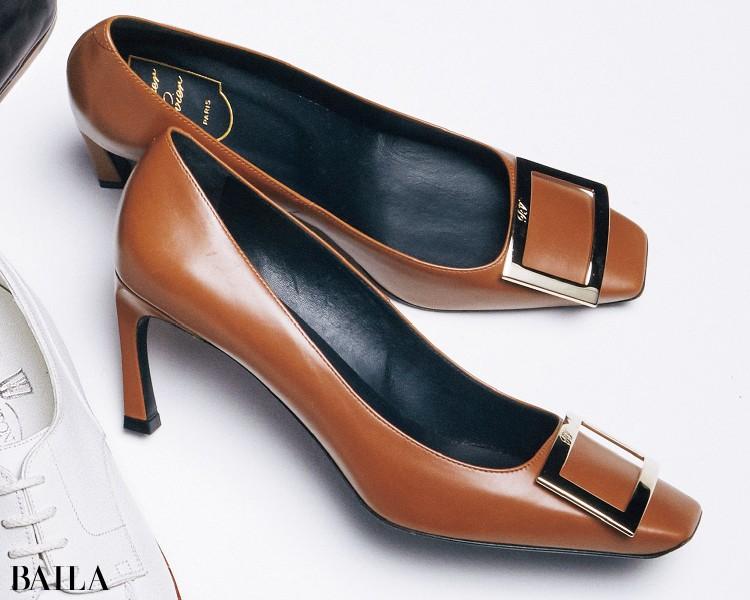 ロジェ ヴィヴィエの靴