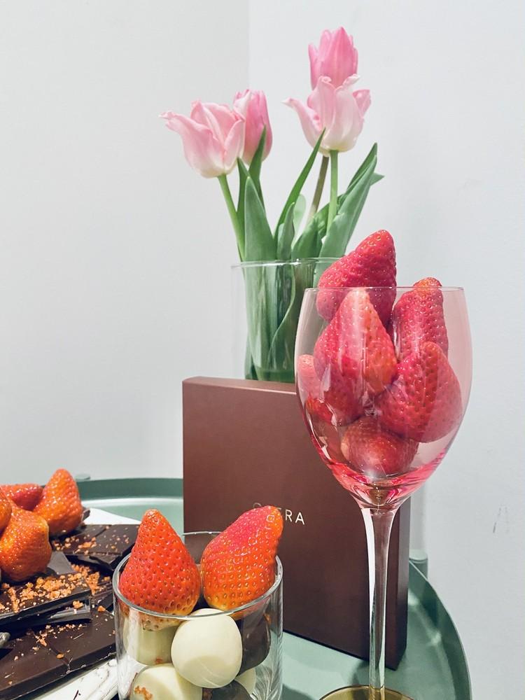 苺とチョコの甘い空間。幻の【OPERAティントリップ】!_8
