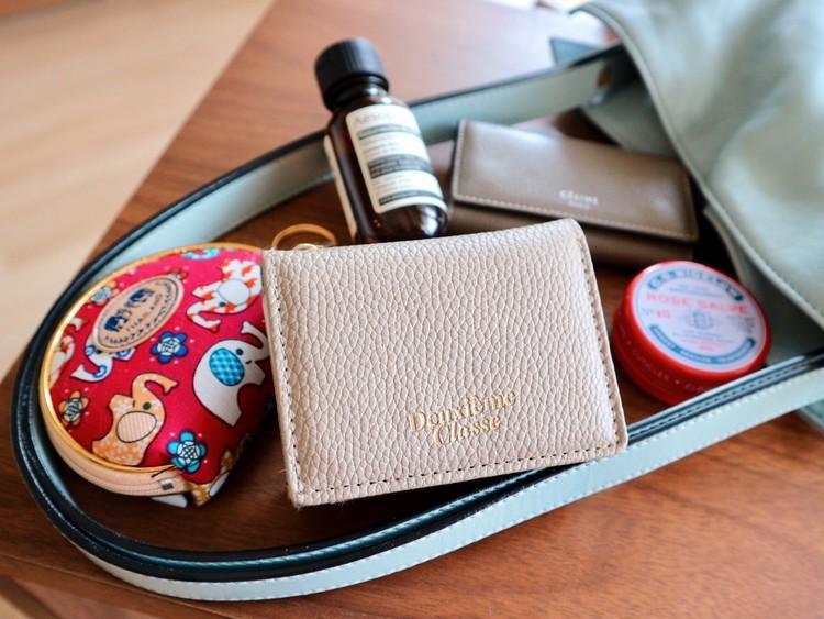 4月号付録>>可愛いだけじゃない!使いやすいミニ財布が良き♡_2