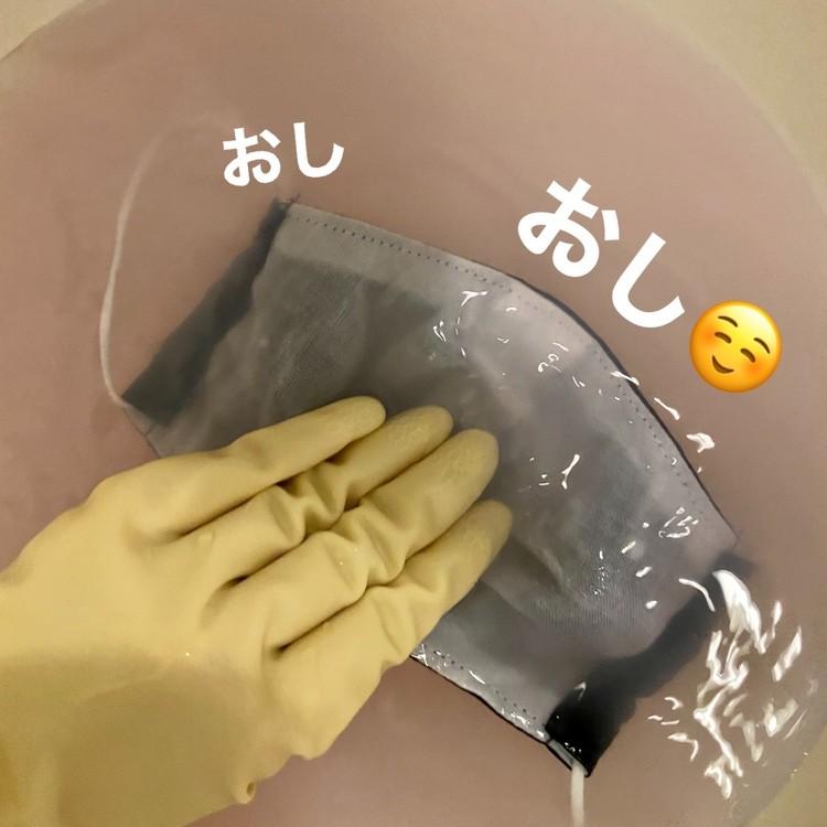 洗って繰り返し清潔に使うために【布マスク】正しい洗い方&注意点をおさらい(新型コロナウイルス感染拡大防止対策)_8