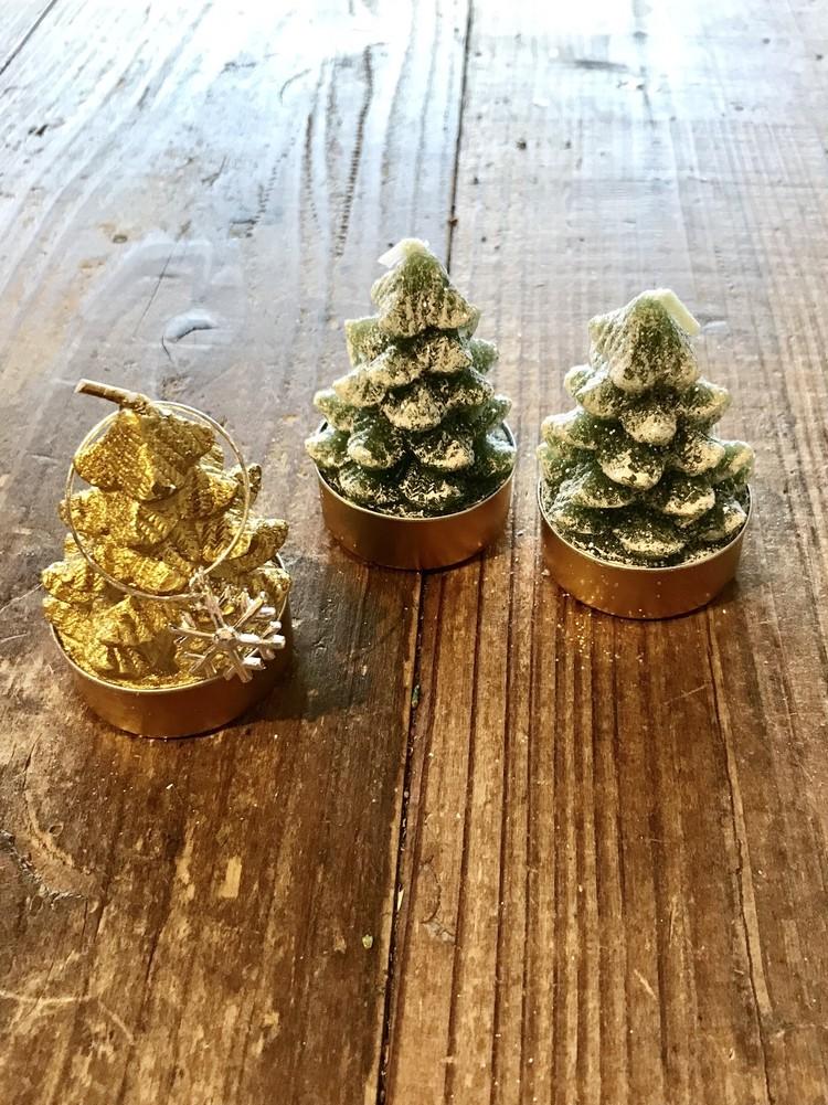 ZARA HOME(ザラ ホーム)のクリスマス向けもみの木キャンドル