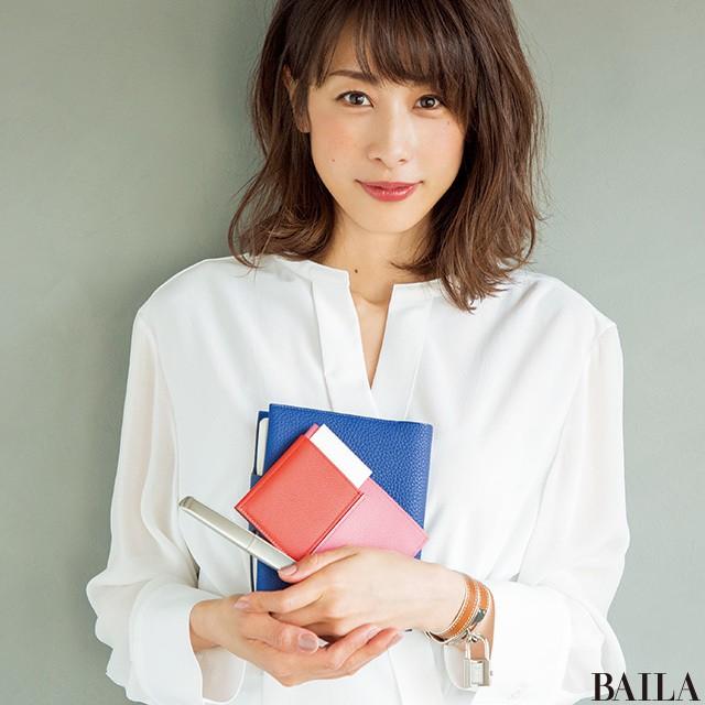 【祝★カトパンBAILAモデルデビュー】ハイブランドのお仕事小物6_1