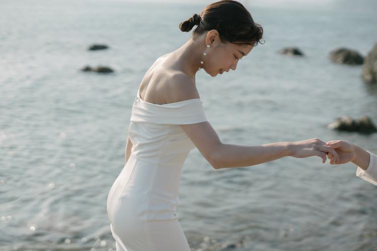 【Wedding】前撮りドレスはプチプラ!かつ高見えで♡_2