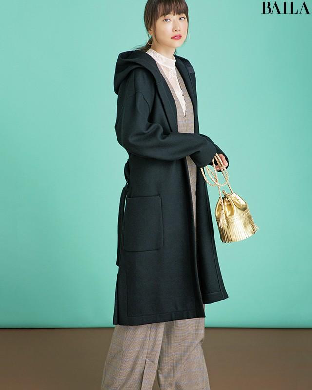 2018-19冬【ウールコート】5年先も着られる人気の新作31選(30代レディースファッション)_1_4