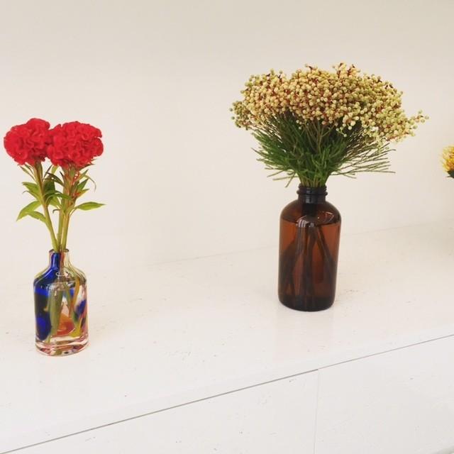 セリーヌ展示会の花あしらいは、やっぱりオシャレ♡_2_5