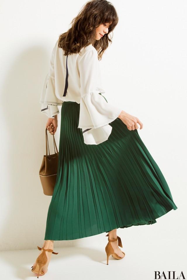 BAILA6月号なら! 【スカートのすべて】をマスターしてモテ直結♡_1
