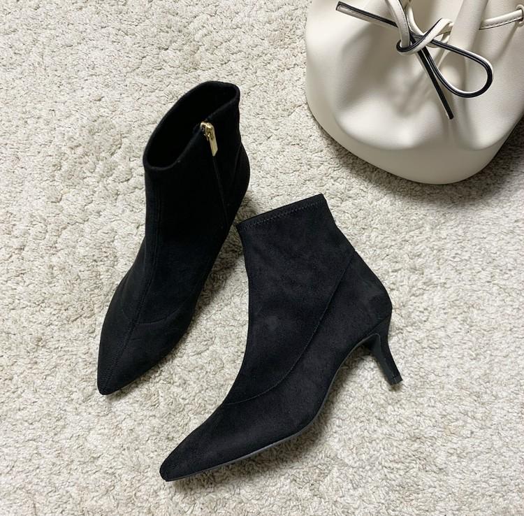 履きやすさ◎ルタロンの女っぽブーツ♡_1