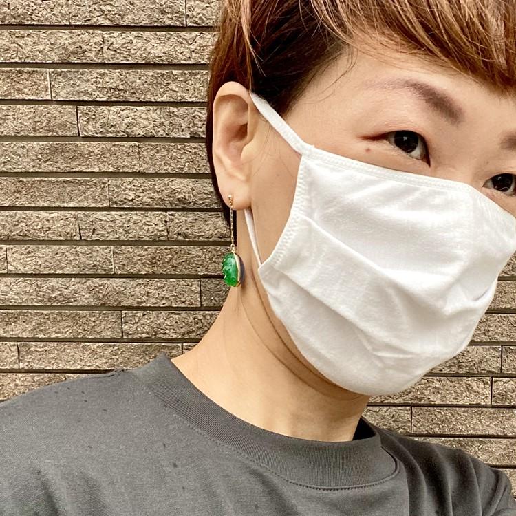 【エディターのおうち私物#61】夏のマスク顔がパッと華やぐ♡ グリン(gren)のパワージュエリー&アクセサリー_8