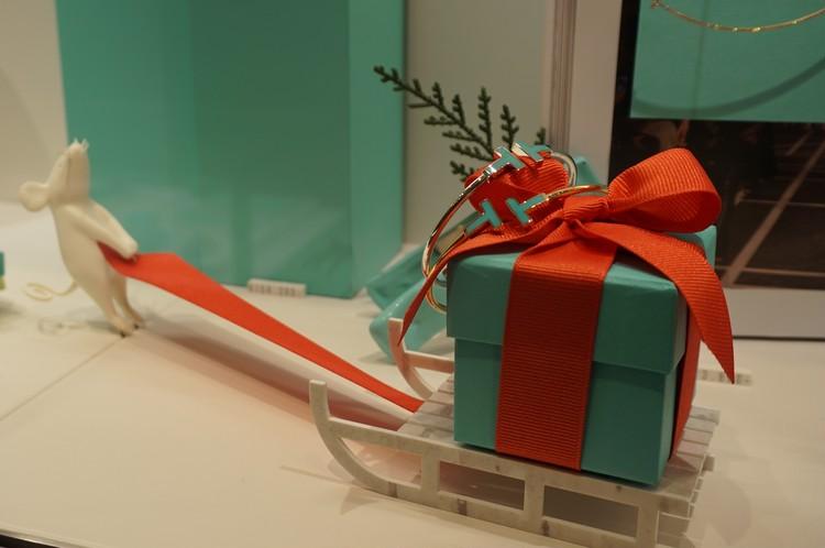 クリスマス仕様にドレスアップ中☆【ティファニー(Tiffany & Co.)】@キャットストリートでクリスマスギフト探し_10