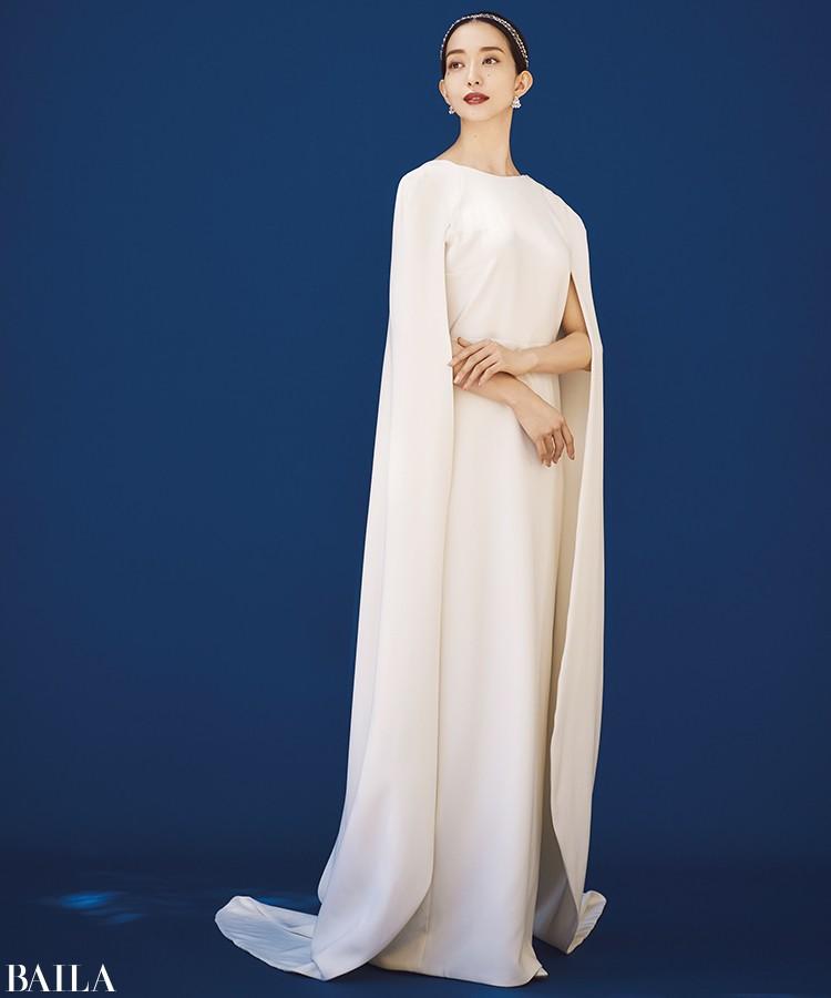 女優ドレス
