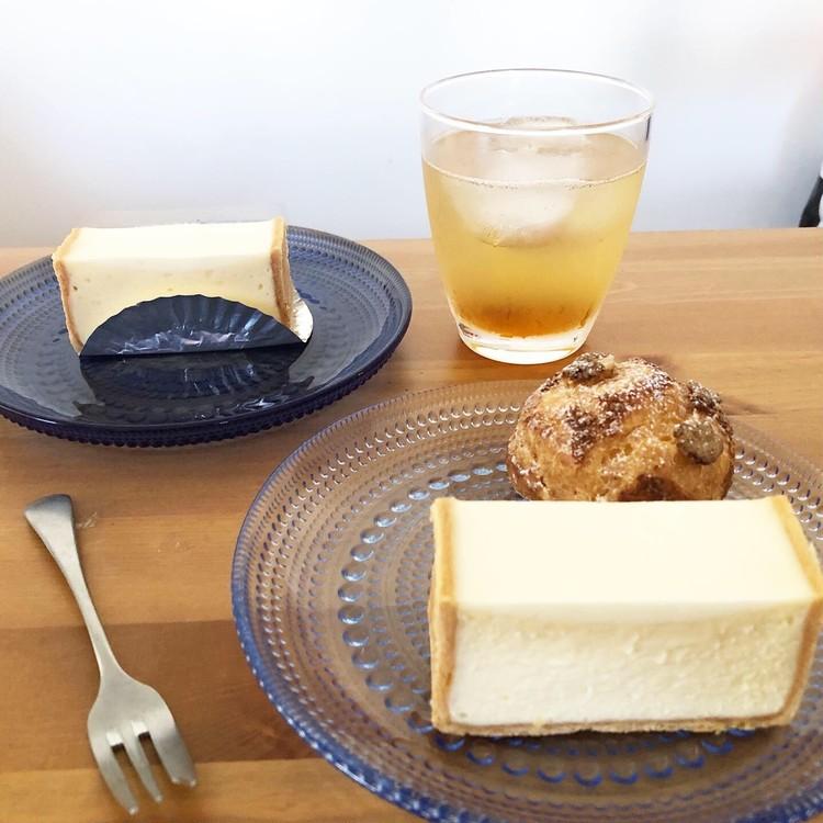 絶品すぎる‼︎フォルムが美しいチーズケーキ_5